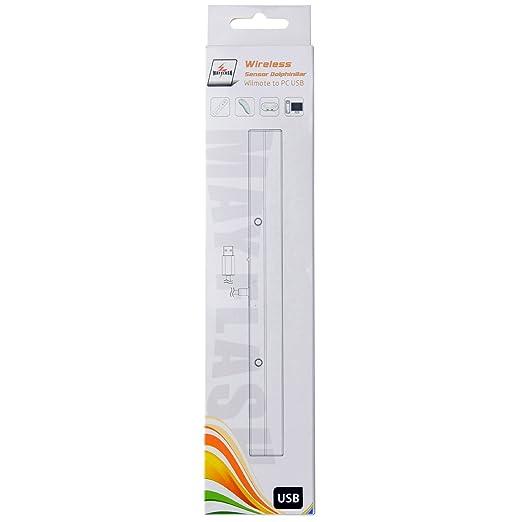 24 opinioni per Dolphin Bar- Wireless Wii Remote Sensor per PC USB- Utilizzare Wiimote su un PC