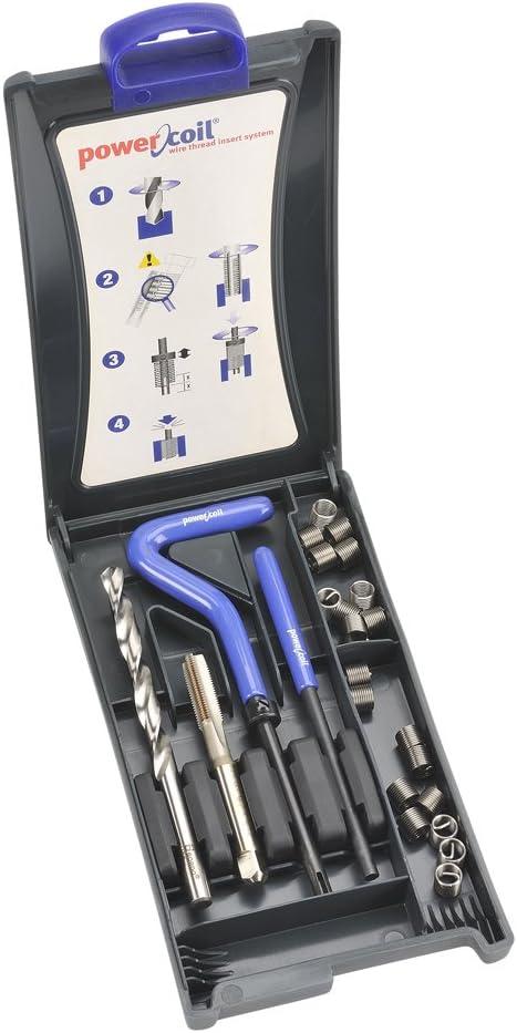 20 Pcs Powercoil 10-24 Helical Thread Repair Kit 3532-10GK