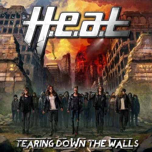 CD : H.E.A.T - Tearing Down The Walls (United Kingdom - Import)
