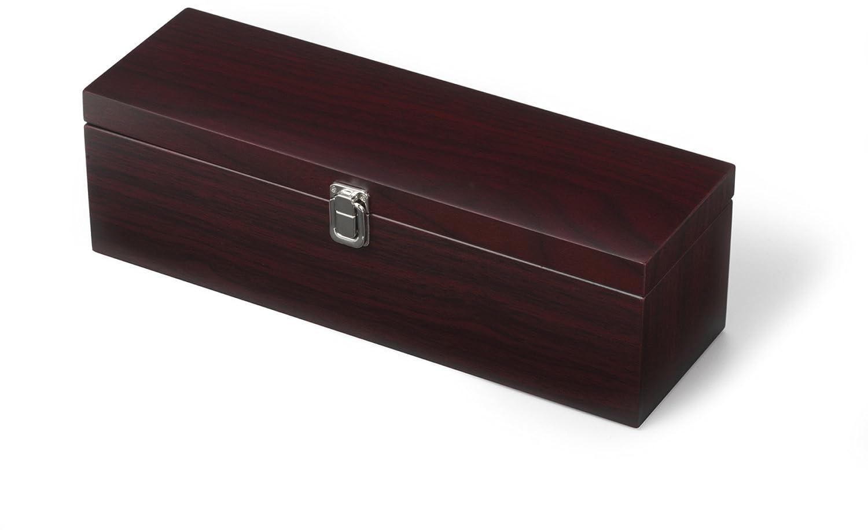 Juego de accesorios para vino en caja de madera set de regalo en caja de madera set de decantaci/ón