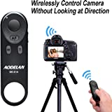 AODELAN Wireless Remote Control BR-E1A for Canon EOS R, EOS RP, 6D Mark II, 77D, 800D, 200D, M50