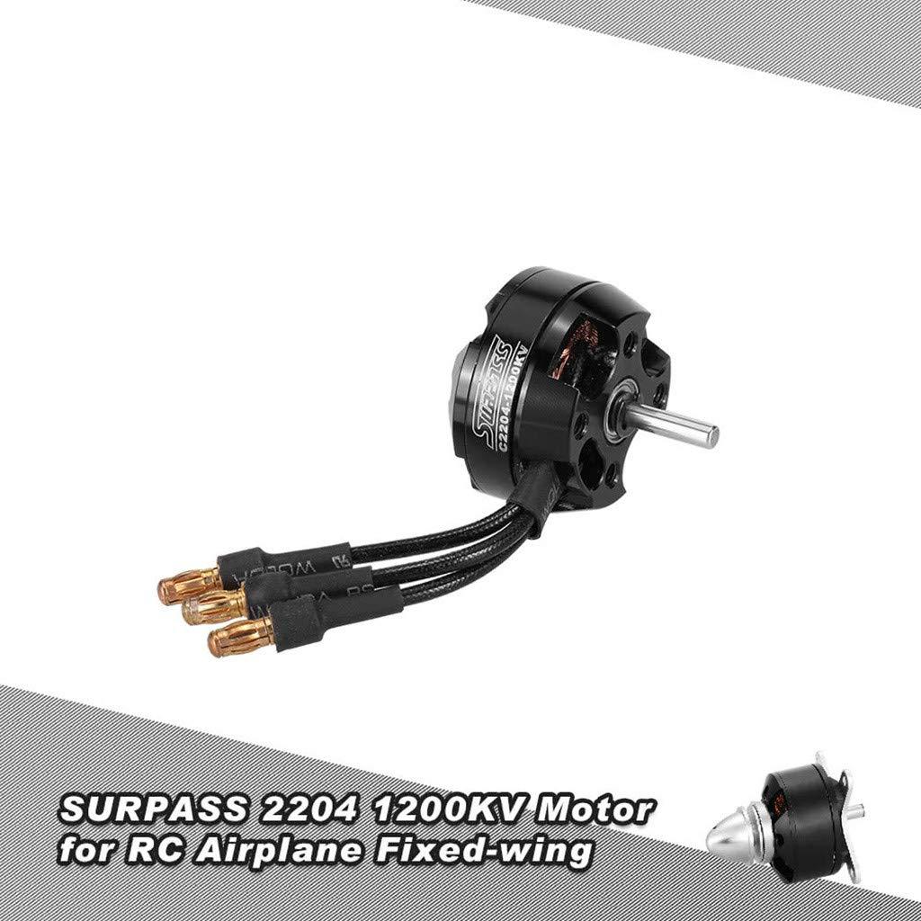 Amazon.com: Binory Surpass High Performance 2204 1400KV ...