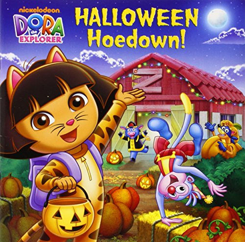 [Halloween Hoedown! (Dora the Explorer) (Pictureback(R))] (Halloween Hoedown Costumes)