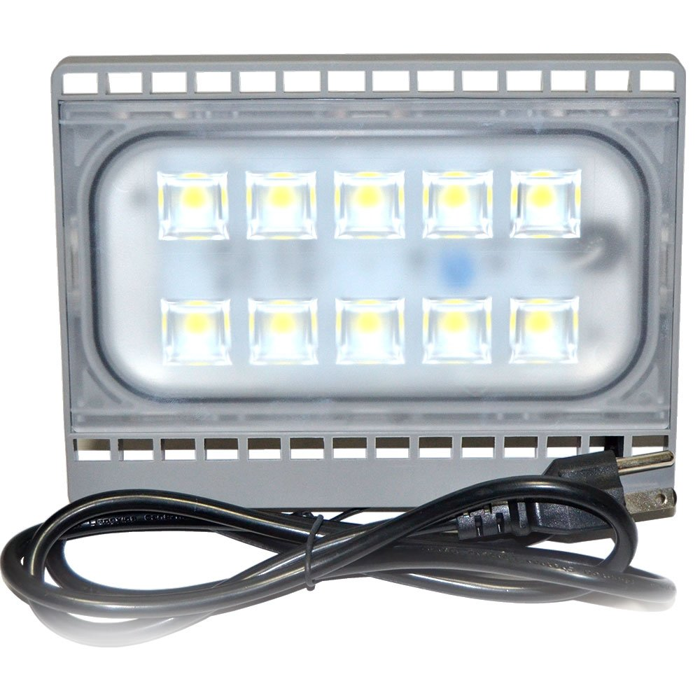 30 watt led flood light outdoor security lights 110v 3000 lumen daylight ebay. Black Bedroom Furniture Sets. Home Design Ideas