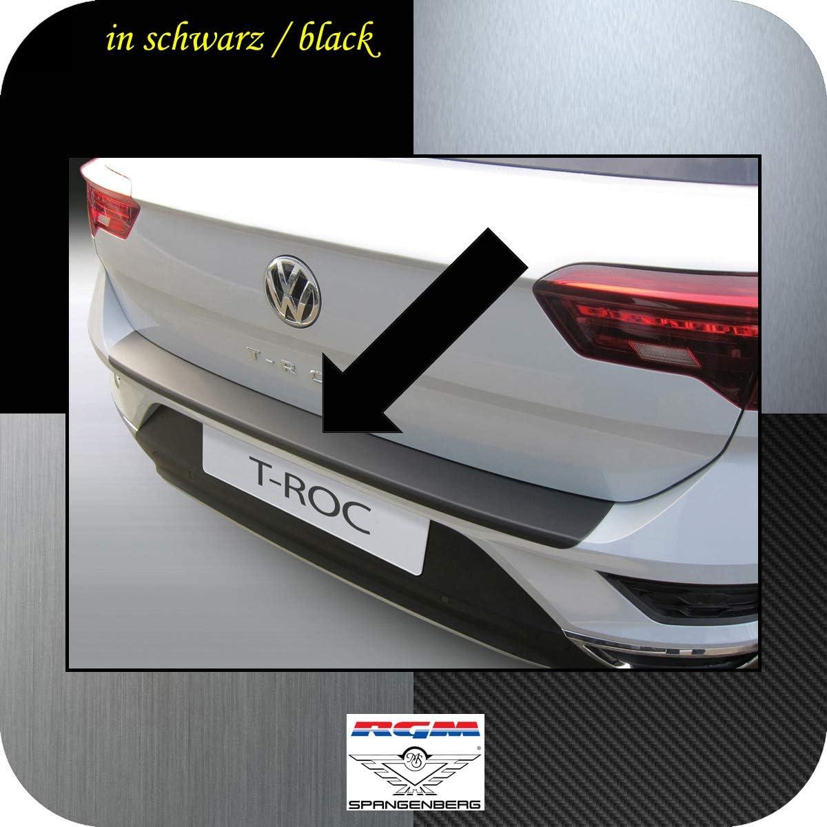 Original RGM Ladekantenschutz schwarz f/ür VW T-ROC SUV Kombi ab Baujahr 11.2017 Richard Grant Mouldings Ltd RBP632