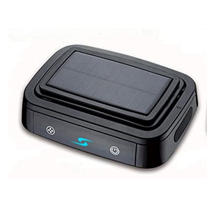 Review Solar Car Air Purifier,