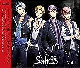 Shiki Takamura (Takuya Eguchi), Tsubasa Okui (Souma Saito), Rikka Sera (Natsuki Hanae), Dai Murase (Yuichiro Umehara) - Solids Vol.1 [Japan CD] TKPR-1