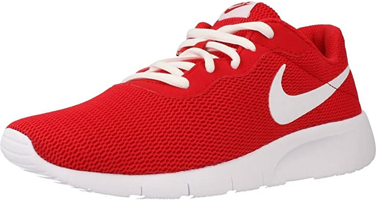 Nike Tanjun (GS), Zapatillas de Running para Hombre, Rojo (University Red/White), 39 EU: Amazon.es: Zapatos y complementos