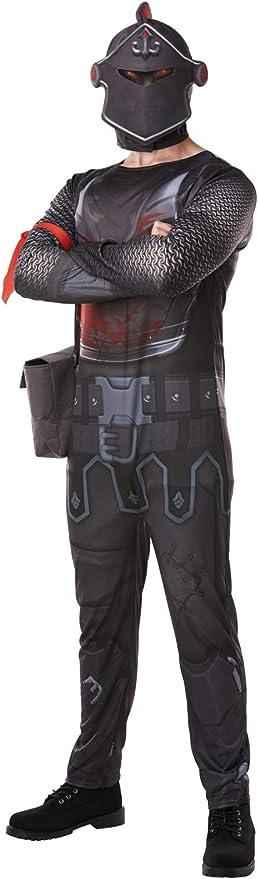 Fortnite - Disfraz Black Knight para adulto, talla M (Rubies ...
