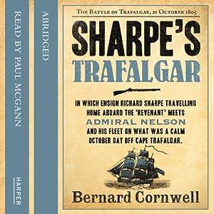 Sharpe's Trafalgar Hörbuch