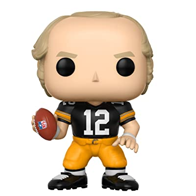 Funko POP NFL: Terry Bradshaw (Steelers Home) Collectible Figure: Funko Pop! Sports:: Toys & Games
