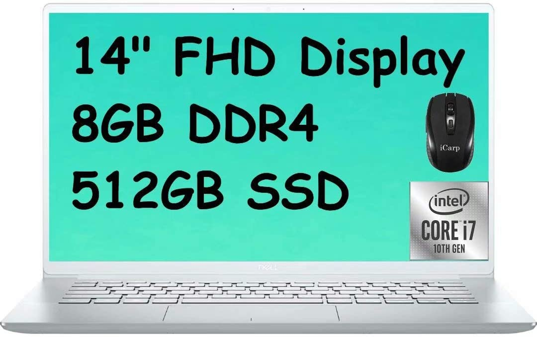 2021 Flagship Dell Inspiron 14 7000 Laptop 14