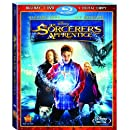 The Sorcerer's Apprentice (Three-Disc Blu-ray/DVD Combo+Digital Copy)