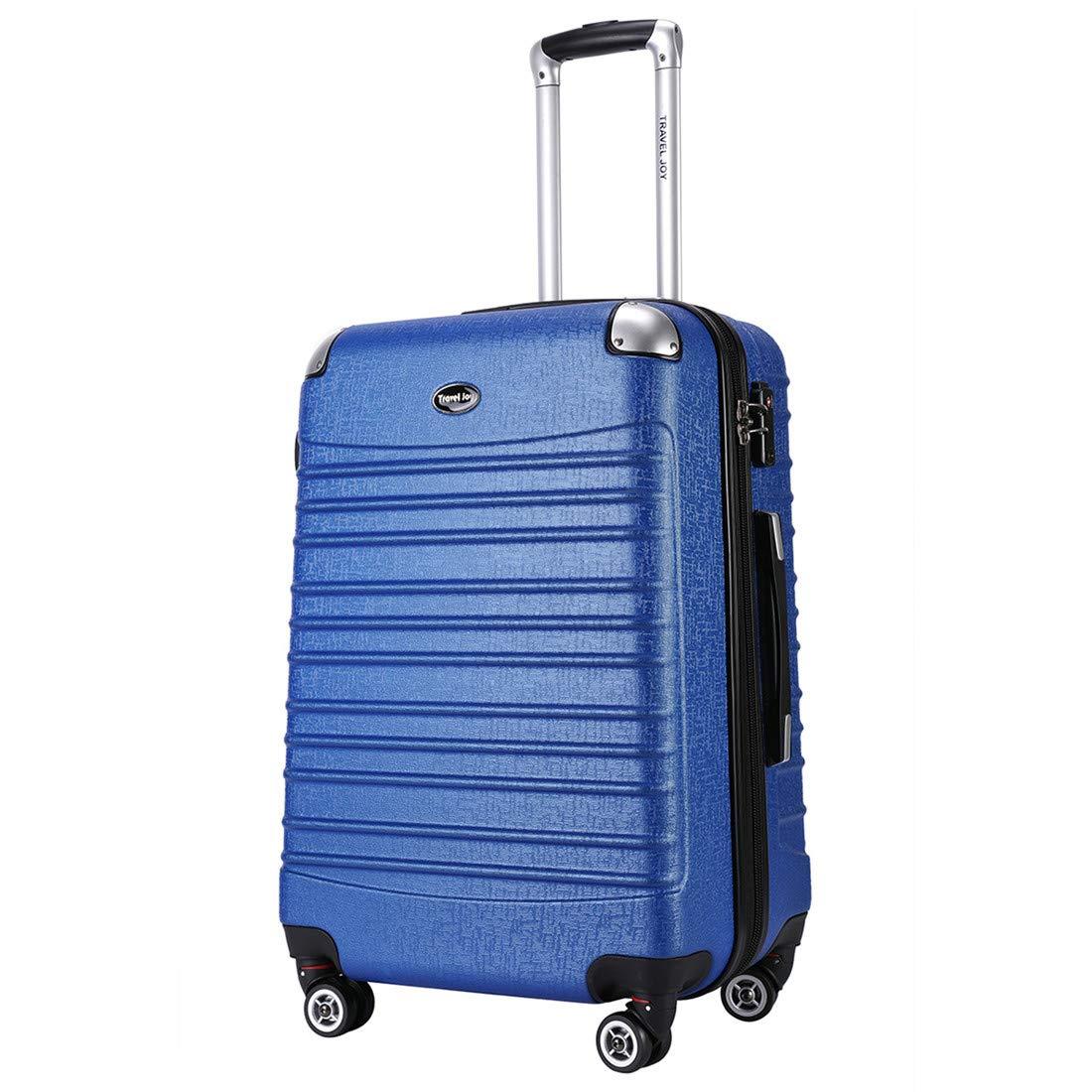 Lightweight Hardshell Suitcase Carryon Luggage with Spinner Wheels TSA Locks Expandable