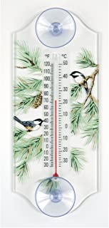 product image for Aspects 116 Classic Style Chickadee in Pine Window Thermometer