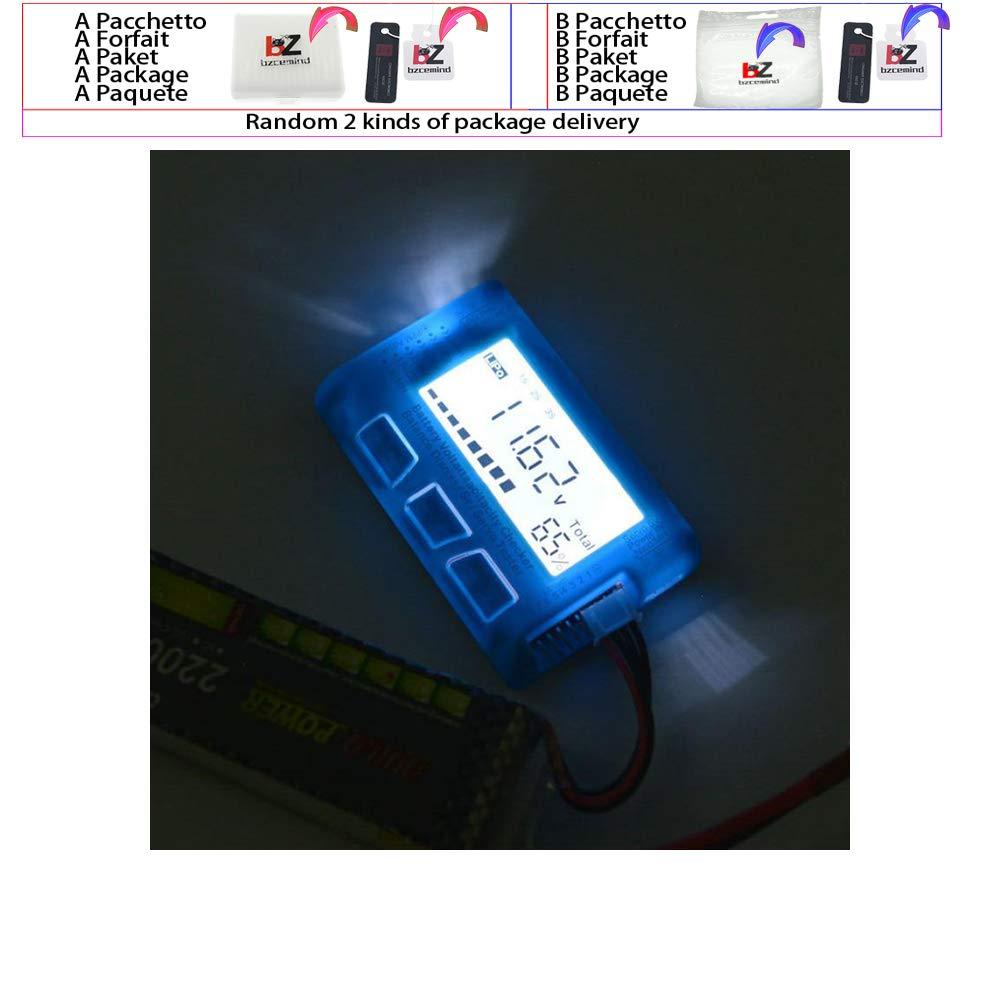 Capacity Checker Servo Tester with LED Backlight 7