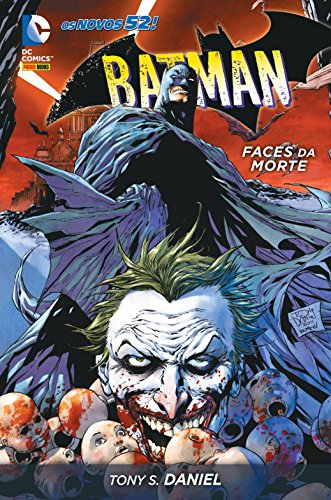 Batman – Faces Da Morte