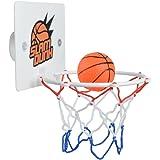 Milkee Mini Panier de Basket Bureau Tableau Adulte Enfant Jeux de Tir Loisir Sport Basketball