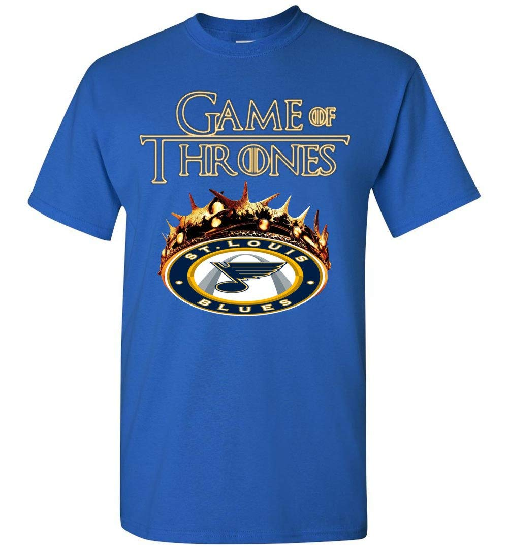 St Lo0uis Blu Es Play Gloria Game Of Throns T Shirt 4554