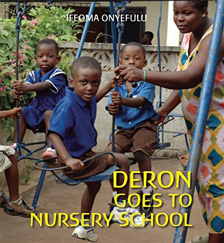 Books : Deron Goes to Nursery School (First Experiences)