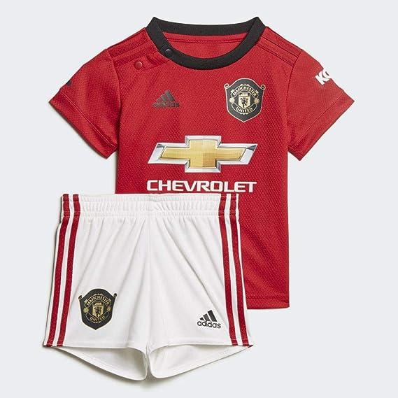 adidas MUFC H Baby Chándal, Bebé-Niños: Amazon.es: Deportes y aire ...