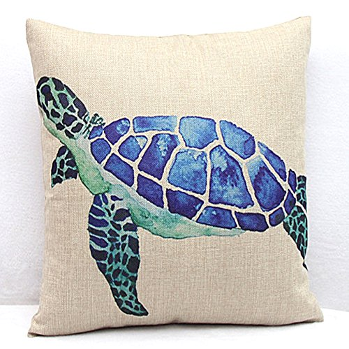 Ocean Throw Pillows