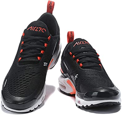 Y&J Air TN 270 - Zapatillas de Running para Hombre, Negro (Negro/Anaranjado), 41.5 EU: Amazon.es: Zapatos y complementos