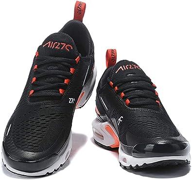Y&J Air TN 270 - Zapatillas de Running para Hombre, Negro (Negro/Anaranjado), 41.5 EU: Amazon.es: Zapatos y complementos