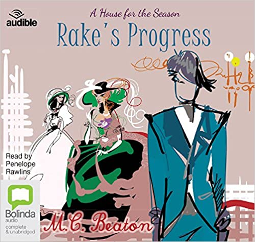 Book Rake's Progress (A House for the Season (4))