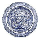 Coimbra Ceramics Hand-painted Hanging Decorative Plate XVII Century Recreation #171