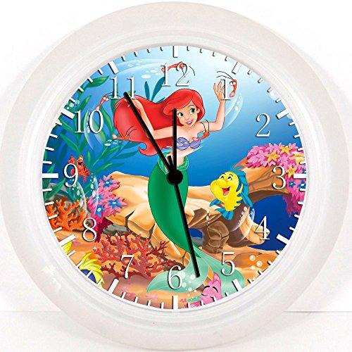 New Little Mermaid Ariel Wall Clock 10