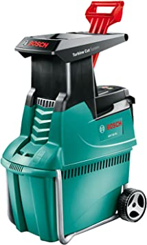 Bosch AXT 25 TC - The Best Garden Shredder on The Market