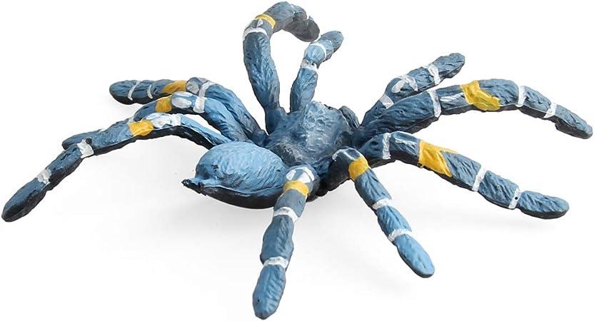 Multicolor Papo Tarantula Figure