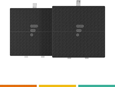 FAC – Filtro de carbón FC27 compatible con campanas extractoras Siemens LZ51150 00707135, BSH 360732, Bosch, Constructa, Balay, Neff, Gaggenau, Pitsos 357585, LZ51851, DHZ5186: Amazon.es: Grandes electrodomésticos