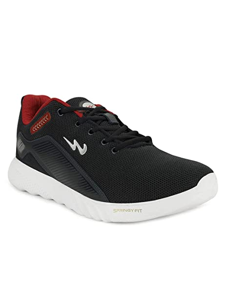 Harley BLU-RED Running Shoes