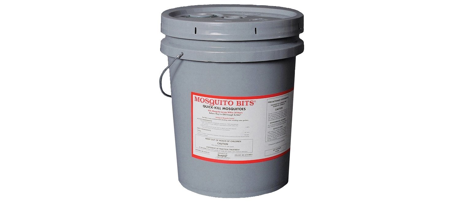 Summit Mosquito Bits, 20-Pound
