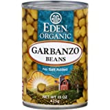 Eden Foods Bean Can Garbanzo Ns Org