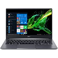 Acer Swift 3 SF314-57G-75U9 Thin and light laptop with LATEST 10th gen Intel i7-1065G7 processor,Grey