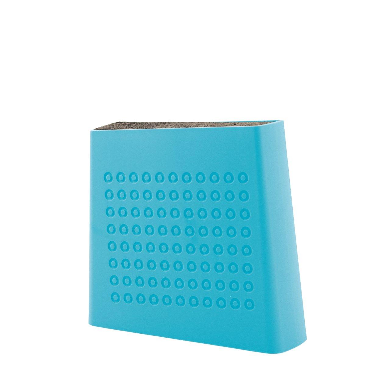 Kapoosh Urban Universal Knife Block- Aqua Blue