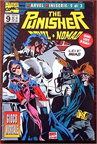 The Punischer. N. 9. Dic. 1994