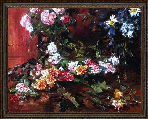 Lovis Corinth Roses - 16.5