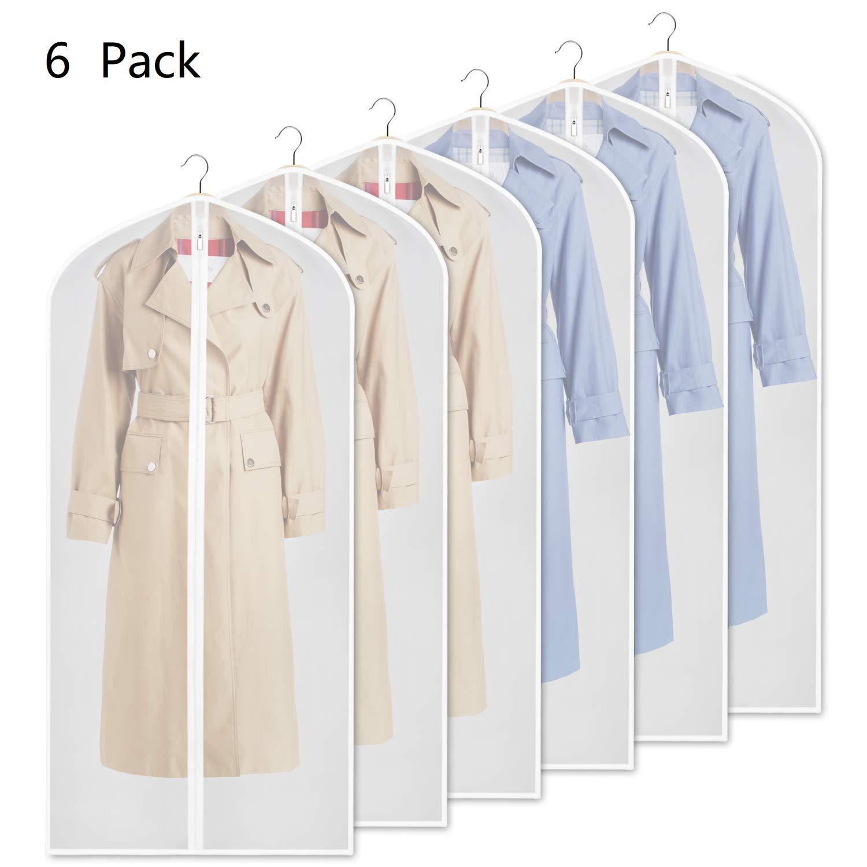 Apparel Jacket Dustproof Cover Garment Coat Protector Suit Case Home Storage Bag
