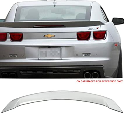 PAINTED ALL COLORS CHEVROLET CAMARO FACTORY SPOILER 2010-2013