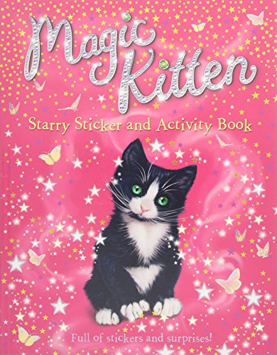 Starry Sticker and Activity Book (Magic Kitten)