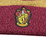 Harry Potter Hogwarts Houses Knit Gryffindor