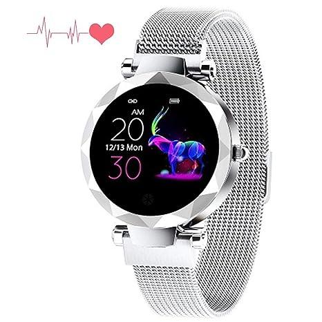 ZLI Health & Fitness Tracker Smartwatch Monitorización del ...