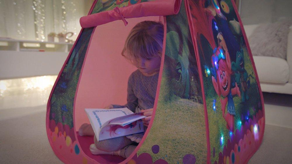 John 72512 My Pop Up Light On Cars mit Lichterkette