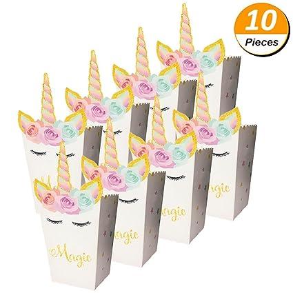 Amazon.com: partyyeah paquete de 12 cajas de dulces de arco ...