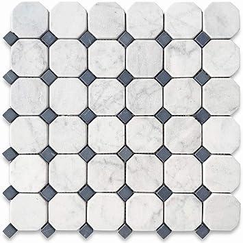 2 inch octagon mosaic tile w