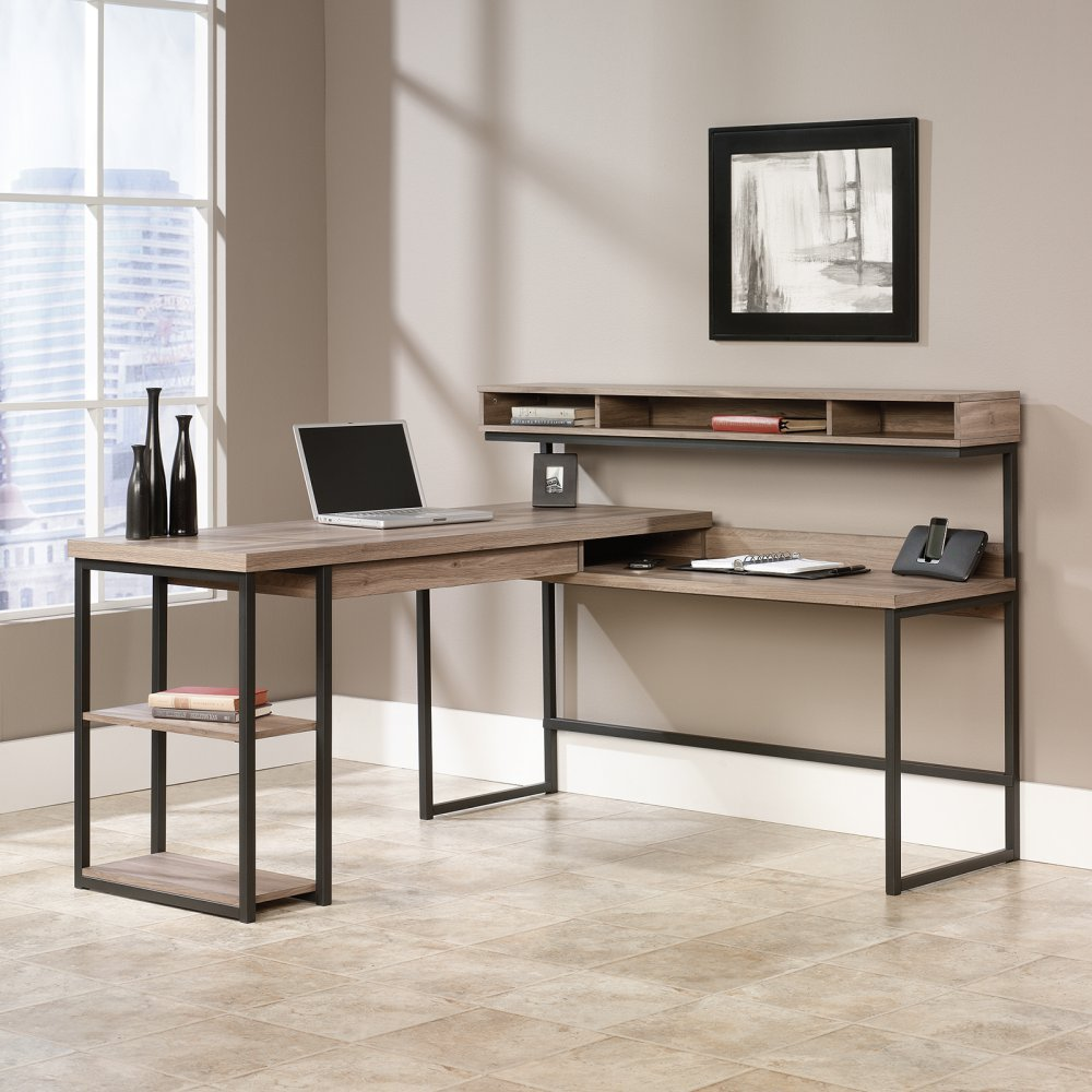 modern home design idea desk l your elegant office drawer with depot shaped for corner furniture